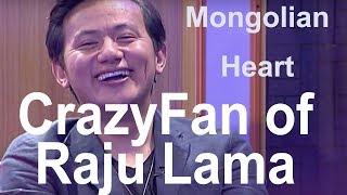 Raju Lama Love Story || Mongolian Heart || Celebrating 25th Anniversary with Jhankar Team