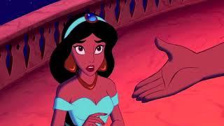 ♡ Aladdin ~ Jasmine Fandub ~ Balcony Scene ♡