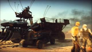 Mad Max: The Videogame Intro That Should Have Been