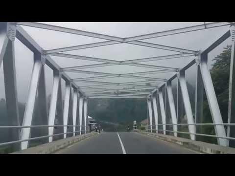 Jalan tembus sarangan tawangmangu