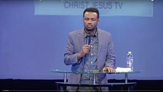 Man of God Tamrat Tarekegn in USA Kansas city Part 2