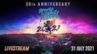Uppsala Reggae Festival 2021 - 20th Anniversary [ Live Stream]