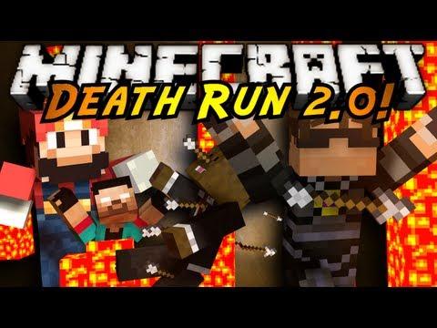Minecraft Mini-Game : DEATH RUN 2!