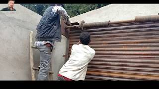 Stupid shutters settings in india||How to rolling shutter fitting in india|New Hindi Tips