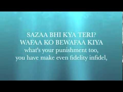 Yeh Jism Hai To Kya Lyrics  Jism 2 with English Translation...