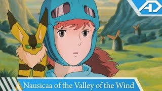 Nausicaa of the Valley of the Wind - Anime Review #129