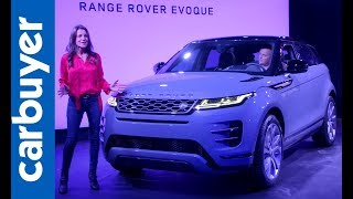 Range Rover Evoque 2019 first look - Carbuyer