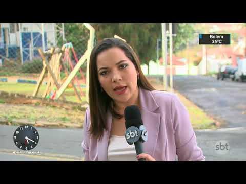 Escola infantil do interior de São Paulo não tem merenda desde junho   SBT Notícias (17/08/17)