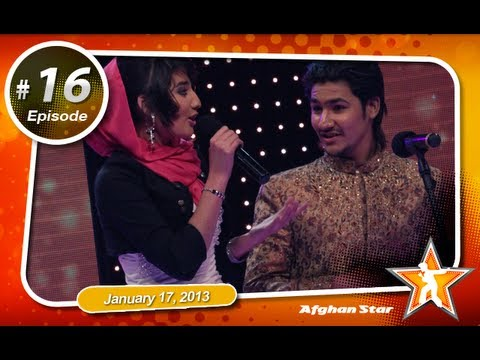 Afghan Star Season 8 - Episode.16 - Top 9 Elimination Show