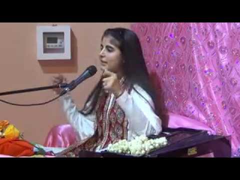 Radha Rani Sarkar Mohe Bharose Tero || Bhagwta Katha Day 6 - Part 2 || Pujay Devi Chitralekhaji