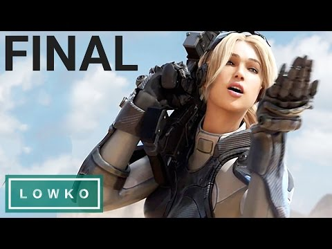 StarCraft 2: Nova Covert Ops FINAL - End Game on Brutal!