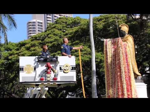 King Kamehameha Day 2014