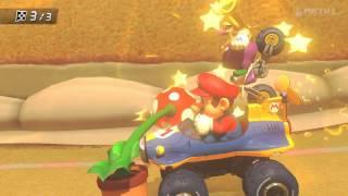 video Mario Kart 8.