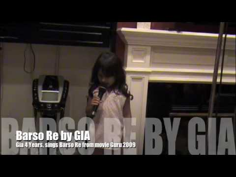 Barso Re (Guru) by Gia