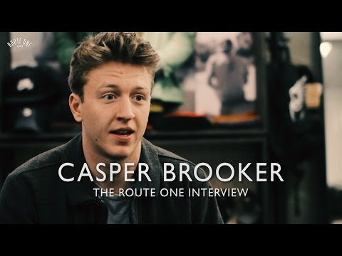 Casper Brooker: The Route Interview