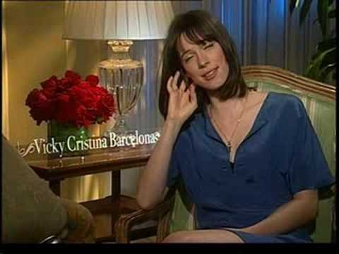Rebecca Hall interview for Vicky Cristina Barcelona in HD