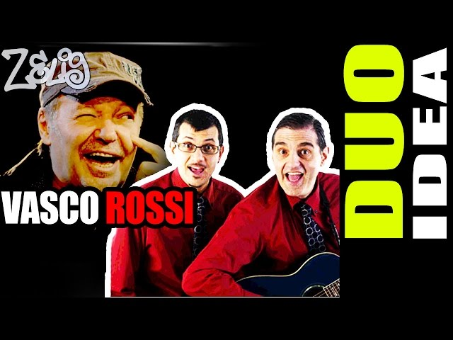 Il Duo Idea - Vasco Rossi bambino | Zelig