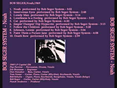 Bob Seger System Ramblin Gamblin Man