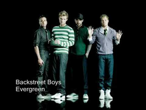 Backstreet Boys - Evergreen