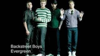 Watch Backstreet Boys Evergreen video