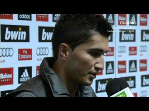 Debut Nuri Sahin Real Madrid 7 - 1 Osasuna