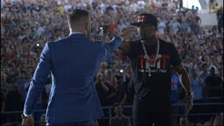Mayweather vs McGregor World Tour: Toronto Recap