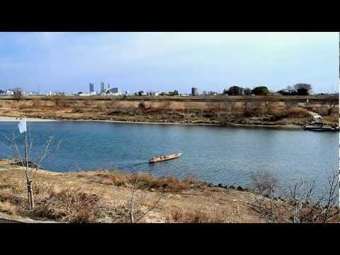 【Goovie 5D】岐阜市 「小紅の渡し」