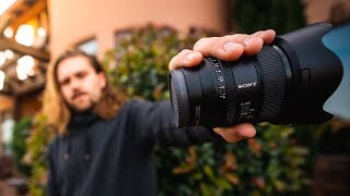 Is the Sony 24mm F/1.4 G MASTER worth $1400??