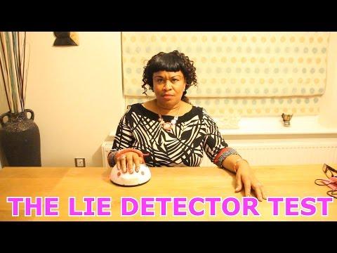 Parents Do The Lie Detector Test
