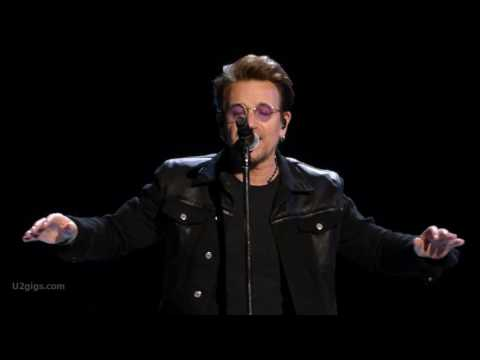 U2 - A Sort Of Homecoming Live