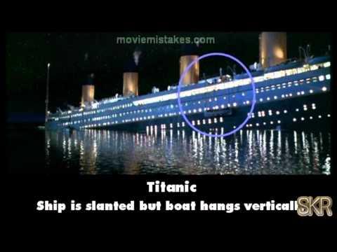 Movie Mistakes: Titanic (1997)