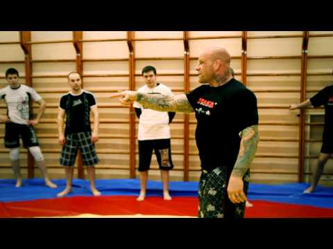 Jeff Monson Big Soviet Tour 2013 Highlights Image 1