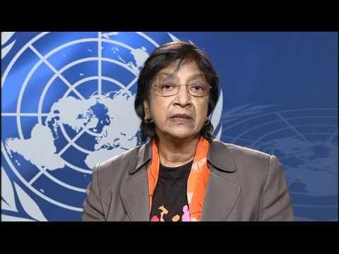 Anti-Racism Day statement by UN Human Rights Chief Navi Pillay