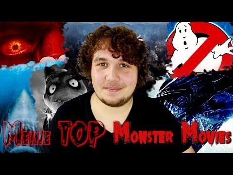 Meine TOP Monster Movies