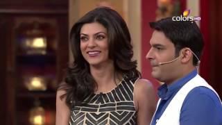 Comedy Nights With Kapil - Sushmita Sen - 4th May 2014 - Full Episode (HD)