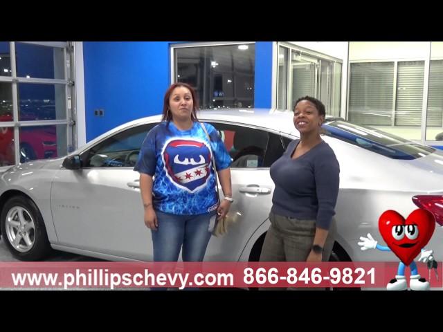 2017 Chevy Malibu - Customer Review Phillips Chevrolet ...