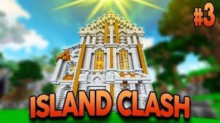"Minecraft ISLAND CLASH: EPISODE 3 ""UPGRADED ISLAND"" w/ Preston and MrWoofless"