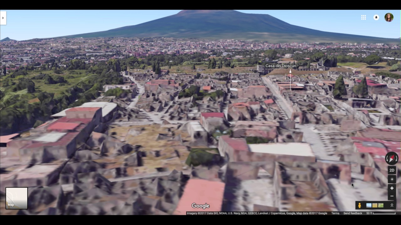 3d Earth View In Google Maps Youtube
