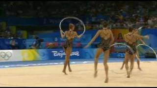 Bulgaria 3 hoops 4 clubs 2008 olympic games Beijing Q