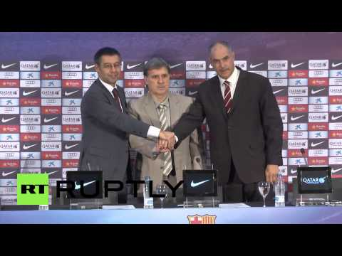 "Spain: ""Tata"" Martino assures Messi has nothing to with new position"