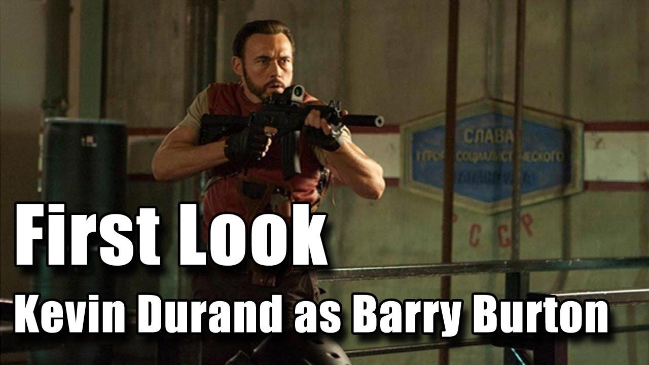 Resident Evil Retribution Kevin Durand Resident Evil Retribution