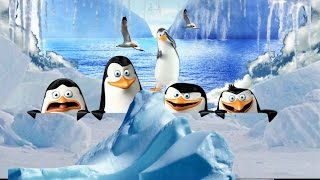 Киндер Сюрпризы Penguins Of Madagascar Пингвины Мадагаскара