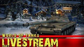 World of Tanks | Cu axasin la plutoane
