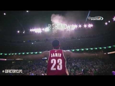 LeBron James Full Highlights at Celtics (2014.11.14) - 41 Pts, Beast! (Celtics Feed)