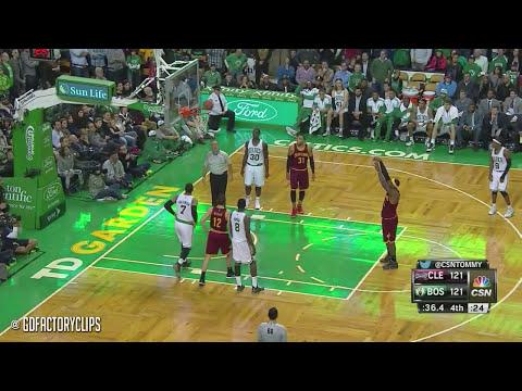 LeBron James Full Highlights at Celtics (2014.11.14) - 41 Pts, Beast! (Celtics Feed)