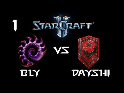 StarCraft 2 - Bly [Z] vs Dayshi [T] G1 (Commentary)
