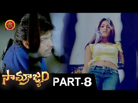 Samrajyam Full Movie Part 8 - 2018 Telugu Full Movies - Arya, Kirat Bhattal