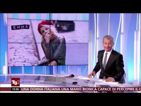 Emma L'isola ANTEPRIMA TG2