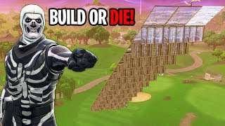"Playing ""SIMON SAYS"" on Fortnite with my BIGGEST Fans for V-Bucks! (INSANE BUILD BATTLE)"