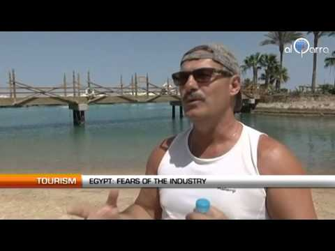 Egypt : Fears of the tourism industry